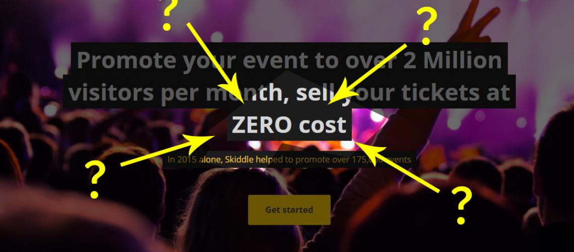 "TicketEase - Sell Tickets Online - Busting the ""Free Ticket Selling"" Myth"