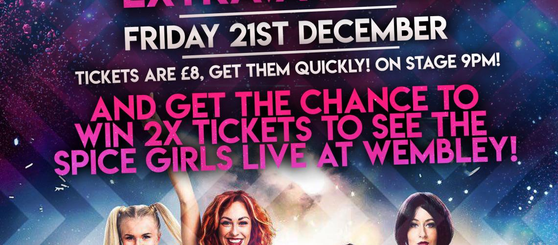 TicketEase - Sell Tickets Online - Wannabe Spice Girls Tribute
