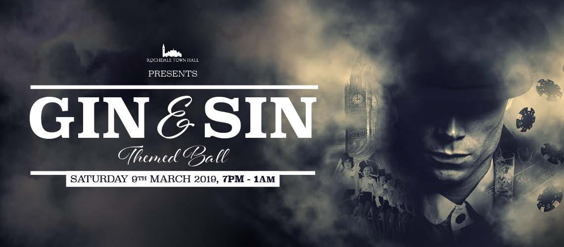 TicketEase - Sell Tickets Online - Gin & Sin Ball
