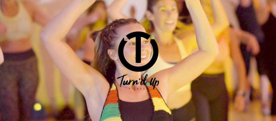 TicketEase - Sell Tickets Online - Turn'd Up Fitness Movie Masterclass