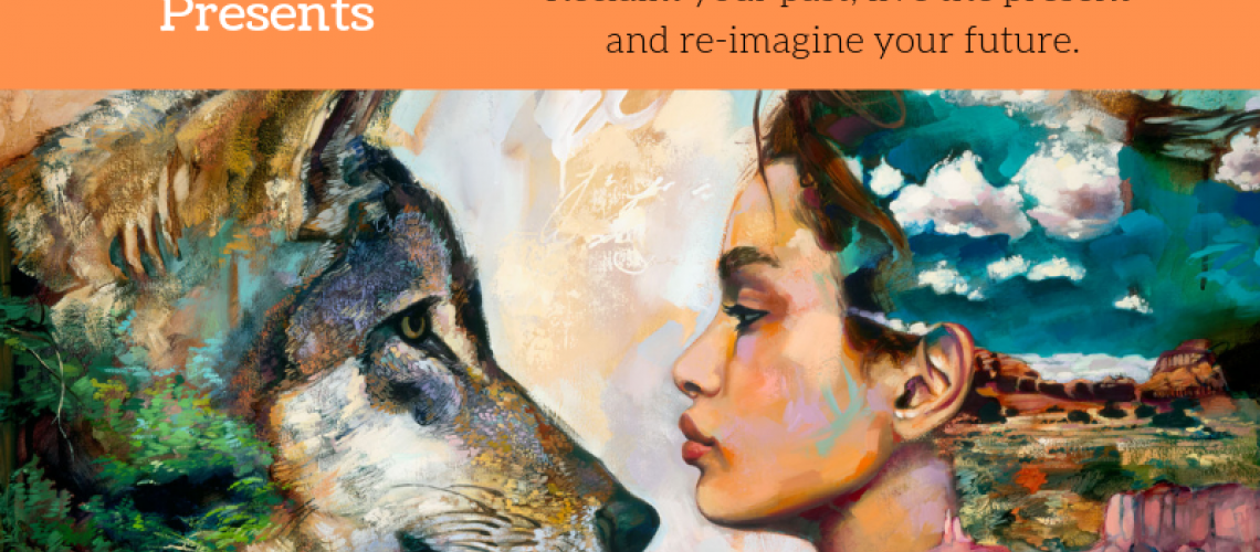 TicketEase - Sell Tickets Online - Waking The Wolf - Tales of Wild and Wise Women