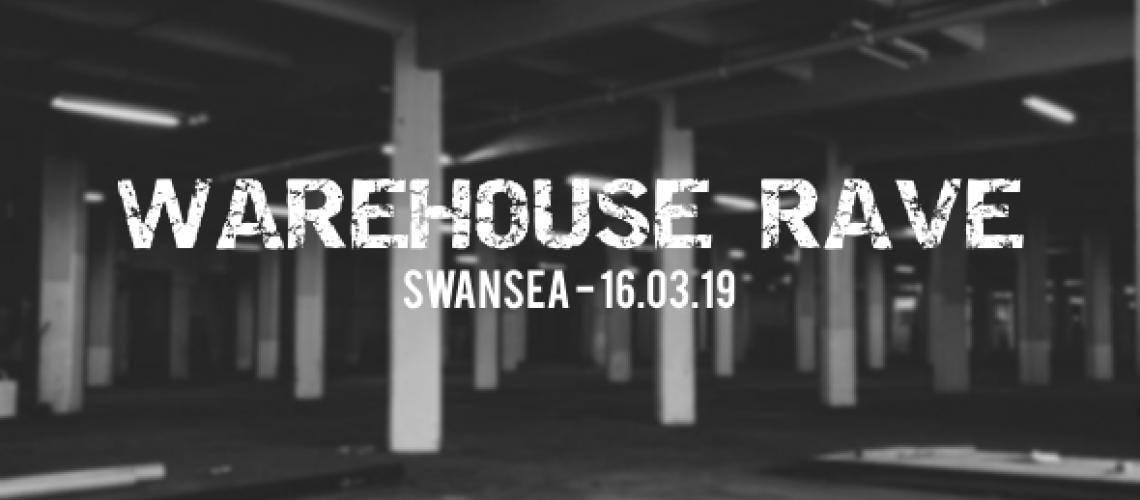 TicketEase - Sell Tickets Online - warehouse rave