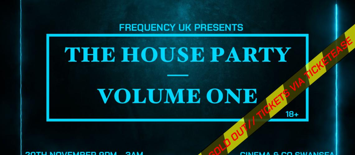 TicketEase - Sell Tickets Online - THE HOUSE PARTY
