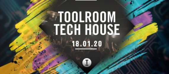 TicketEase - Sell Tickets Online - Attached presents TOOL ROOM Tech House