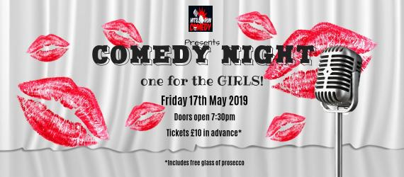 TicketEase - Sell Tickets Online - Ladies Only Comedy Night