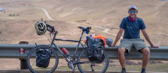 TicketEase - Sell Tickets Online - Cycling the World with Josiah Skeats