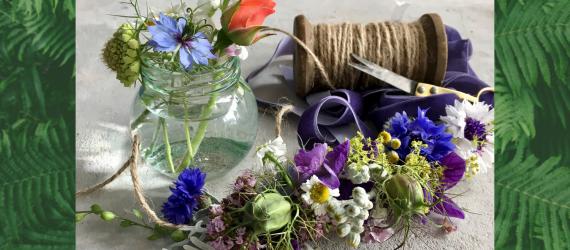 TicketEase - Sell Tickets Online - Children's Flower Crown Workshops