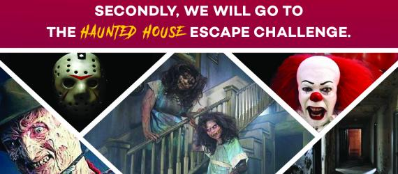 TicketEase - Sell Tickets Online - The Horror Experience