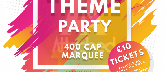 TicketEase - Sell Tickets Online - Attached presents Festival theme party