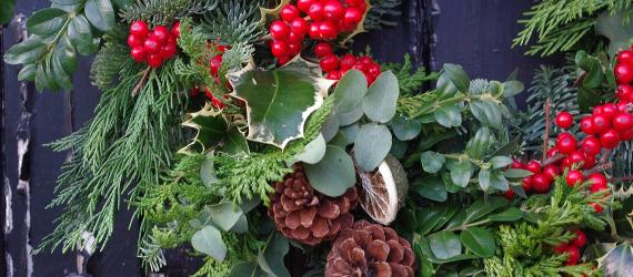 TicketEase - Sell Tickets Online - Christmas Wreath Workshops at the Open Studios, Altrincham, Multiple Days and Times