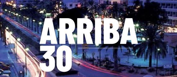 TicketEase - Sell Tickets Online - Arriba 30 Launch Party - Cinnabar Stevenage